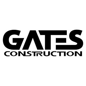 Gates-Construction-Black logo
