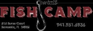 Owens Fish Camp logo