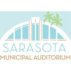Sarasota Municipal Auditorium logo