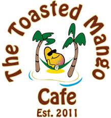 Toasted Mango Cafe logo