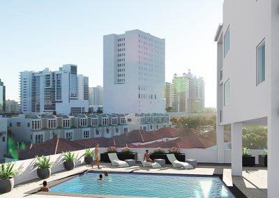 Downtown Sarasota - The Ritz, Embassy Suites & Westin