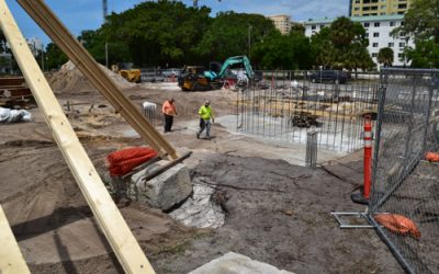 Construction Update April 6th, 2019