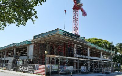 Construction Update May 30th, 2019