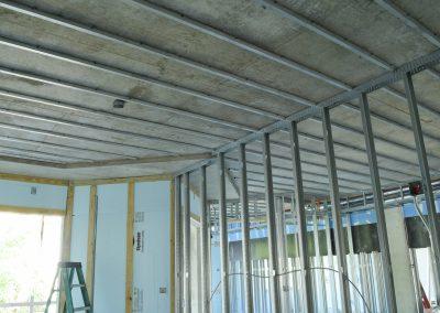 3rd Fl Interior Framing 10 23 19