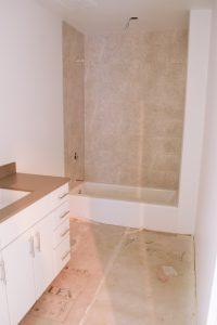 304 Guest Bath March 19 2020