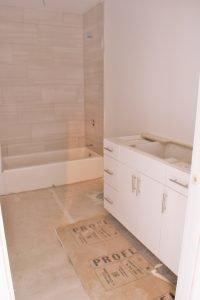 306 Guest Bath March 19 2020
