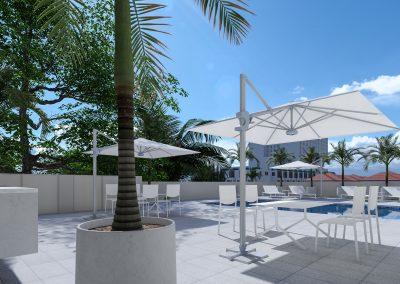 332 Cocoanut Pool Deck