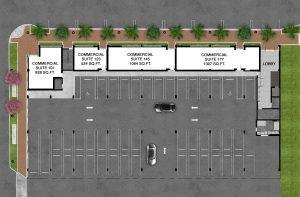 Sarasota Florida Commercial 1st Floor Plan