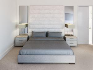 Unit 501 master bedroom