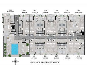 Floor 3 Full Level Floor Plan