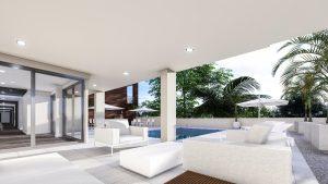 332 Cocoanut Pool Deck Lounge
